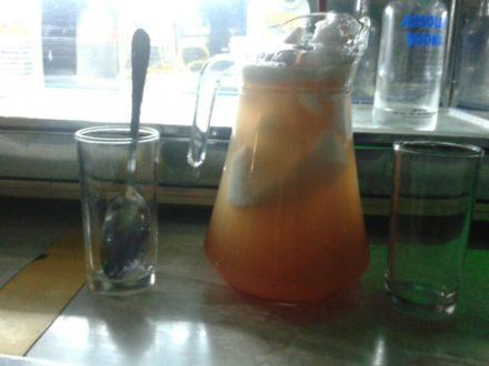 Den berømte terremoto drink!