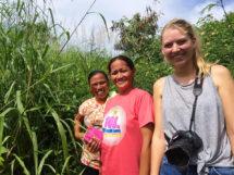 Besøg i Barangay