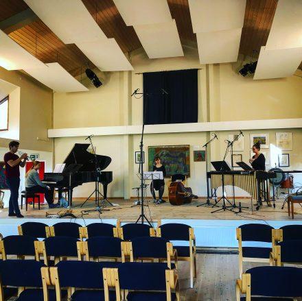 Kirsten Kjærs Museum, Ensemble Sirius CD indspilning