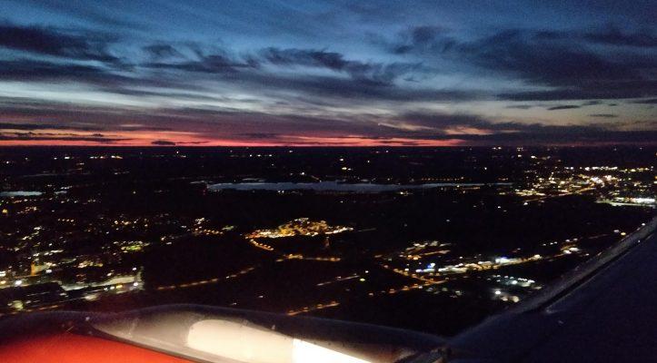 Ankomst, Helsinki